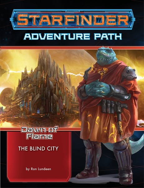 Starfinder Adventure Path #16