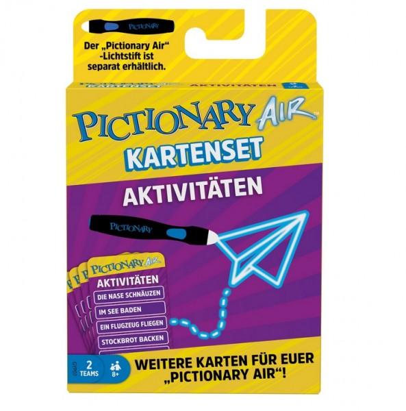 Pictionary Air: Alltägliche Aktivitäten [Erweiterung]