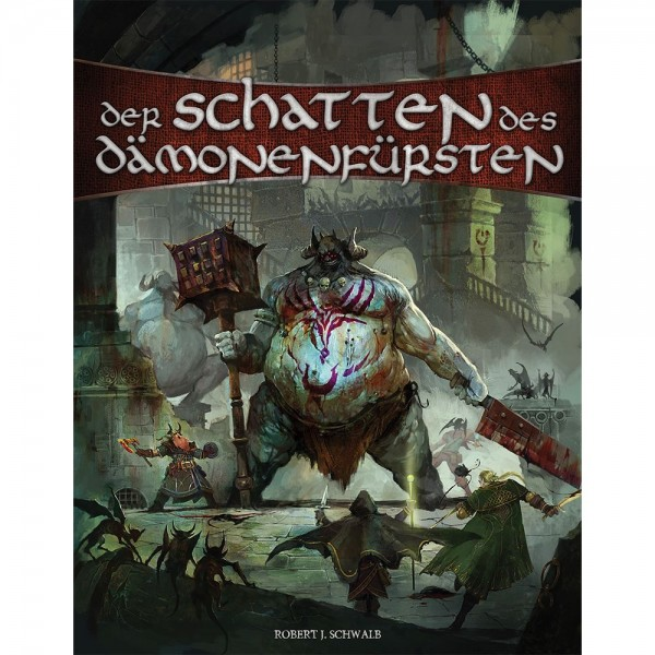 Der Schatten des Dämonenfürsten - Grundregelwerk