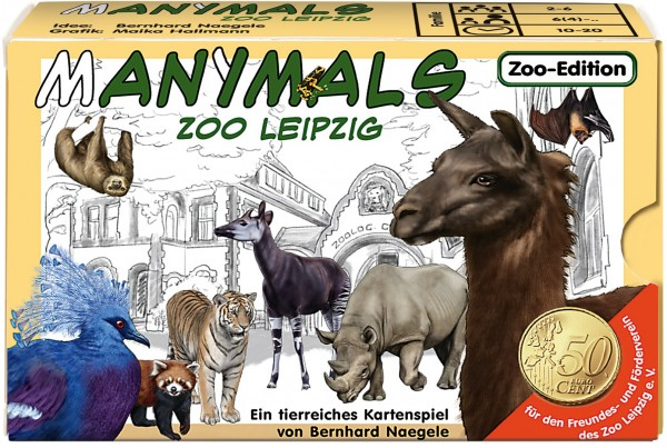 Manimals Zoo Leipzig