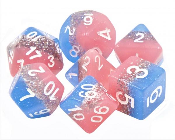 Würfelset Confetti: Candyfloss (7)