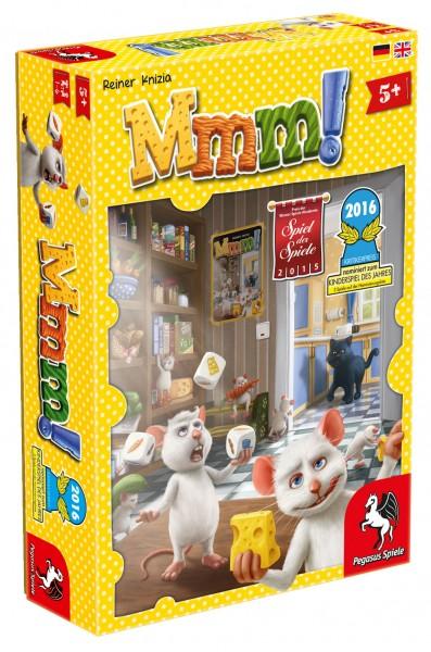 Mmm! *Nominiert Kinderspiel 2016*