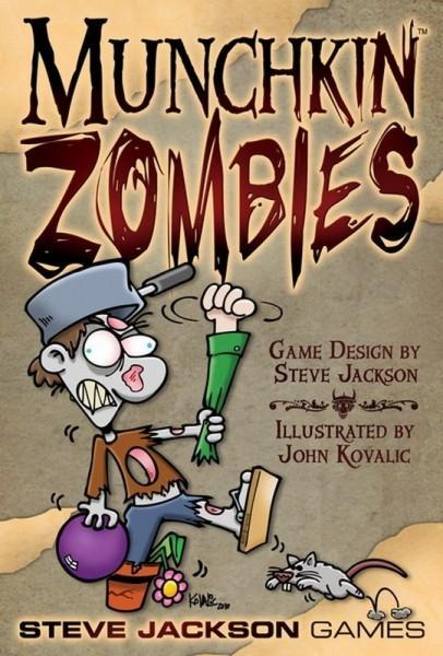 Munchkin Zombies (englische Ausgabe)