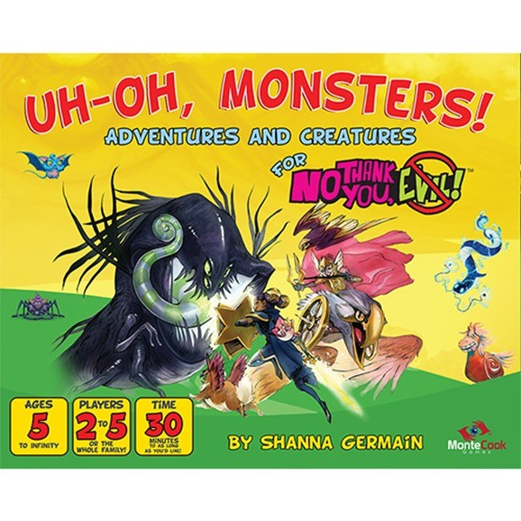 Uh-Oh Monsters!