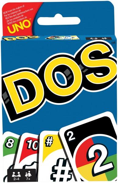 UNO DOS – Das Kartenspiel