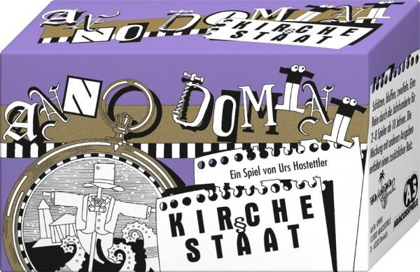Anno Domini – Kirche & Staat