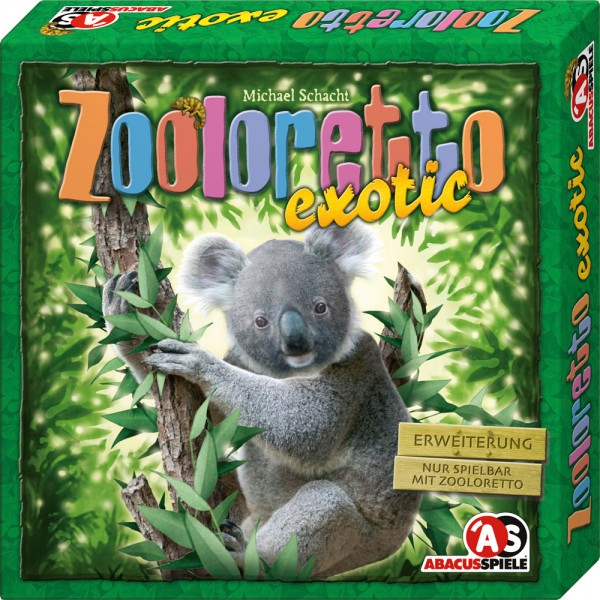 Zooloretto: Exotic [Erweiterung]