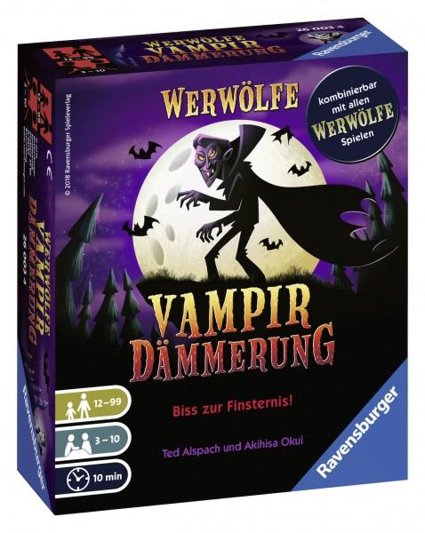 Werwölfe – Vampirdämmerung