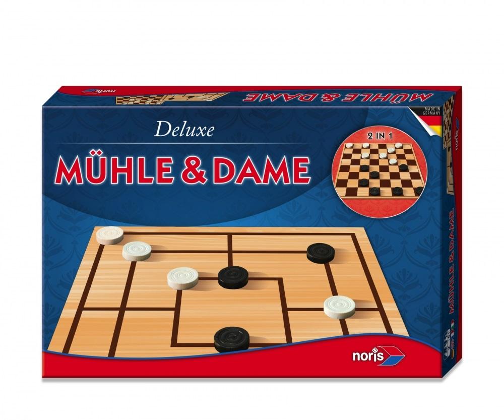 Mühle Logikspiele