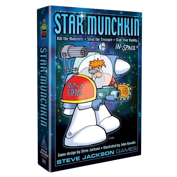 Star Munchkin (englische Ausgabe)