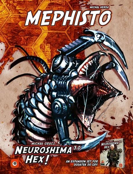 Neuroshima Hex: Mephisto 3.0