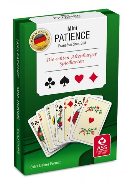 Patience (Stülpdeckelschachtel)