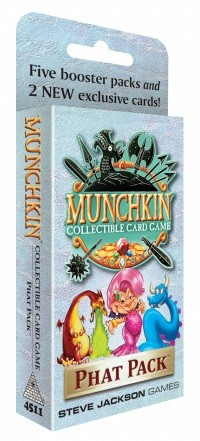 Munchkin CCG: Phat Pack