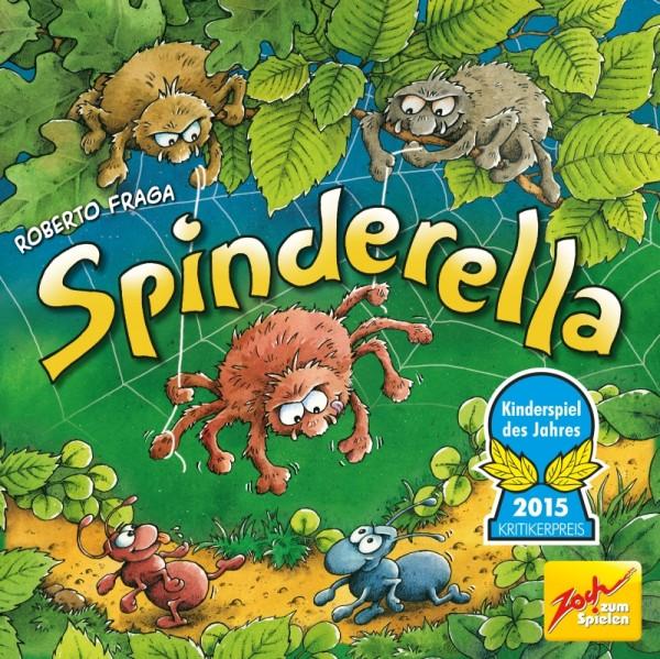 Spinderella (Kinderspiel des Jahres 15)