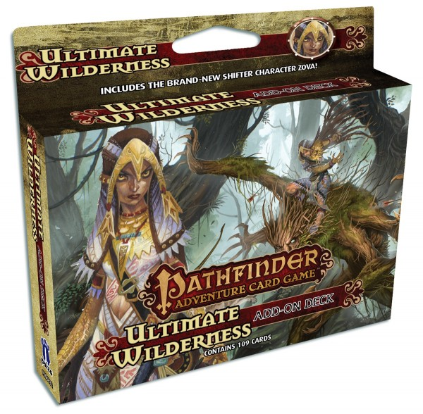 Pathfinder Adventure Card Game: Ultimate Wilderness Add-On