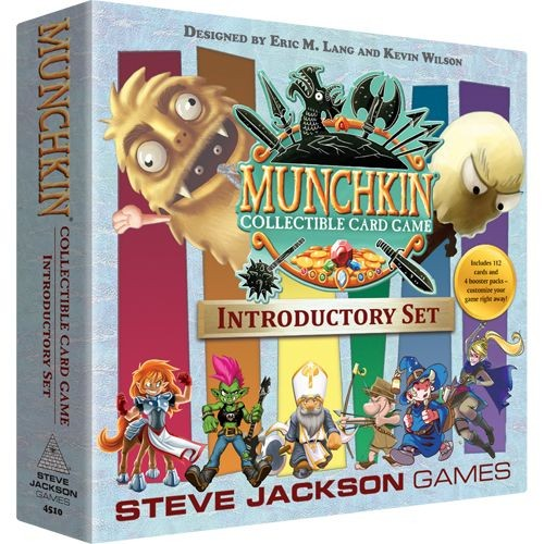 Munchkin CCG Introductory Set