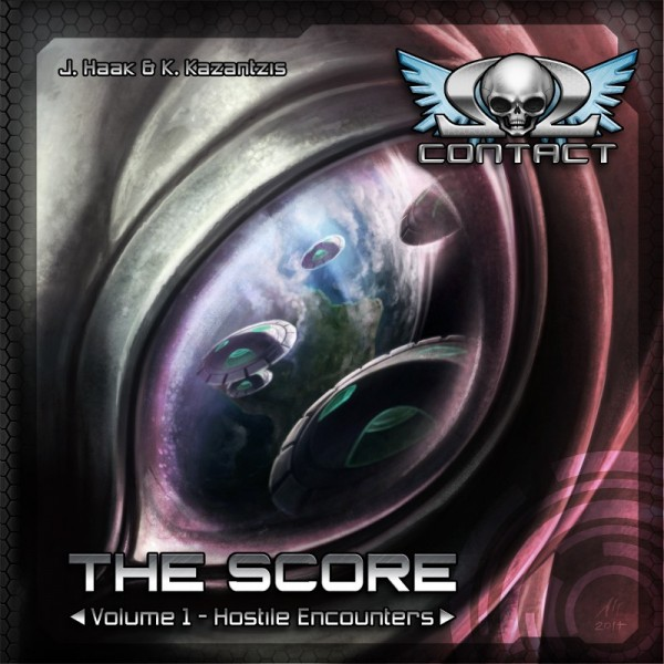 Contact: The Score Vol. 1: Hostile Encounters (CD)