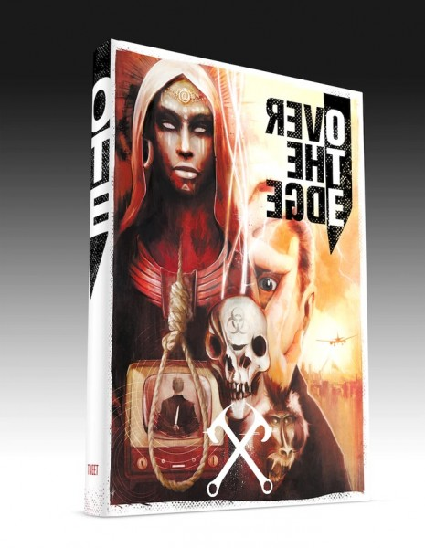 Over the Edge 3rd Edition (Hardcover)