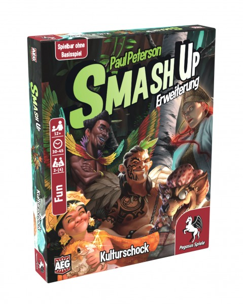 Smash Up: Kulturschock