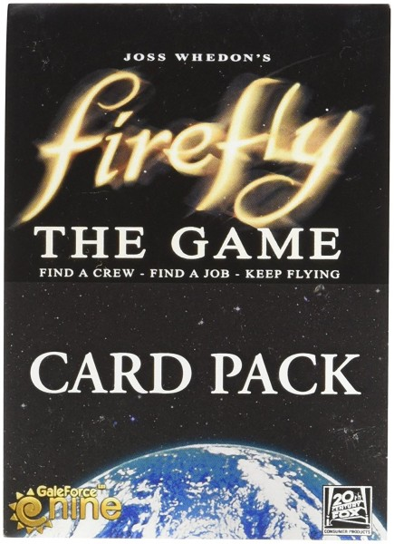 Firefly Expansion: Promo Card Pack