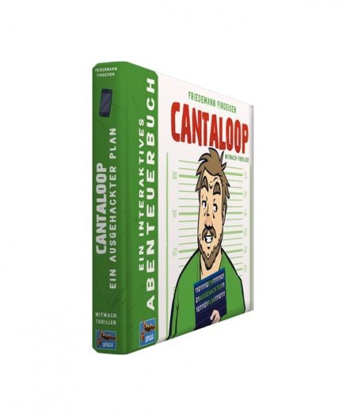 Cantaloop Buch 2 – Ein ausgehackter Plan