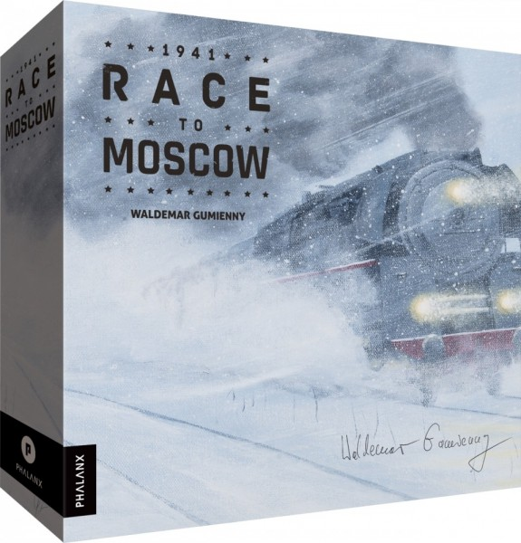 Race to Moscow (English edition)