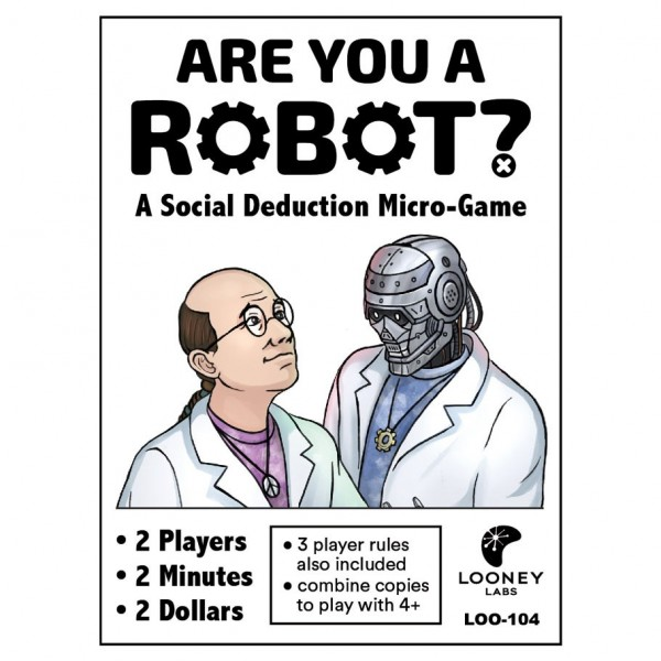 Are you a Robot? Bundle
