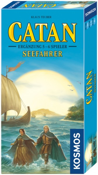 Catan: Seefahrer 5-6 Spieler [Erweiterung] *Neu*