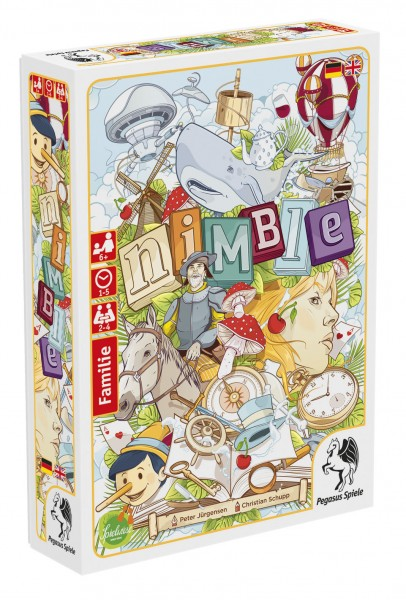 nimble (Edition Spielwiese)