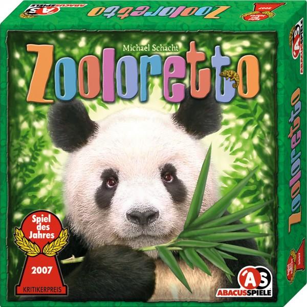 Zooloretto – Löwenedition *Spiel des Jahres 2007*