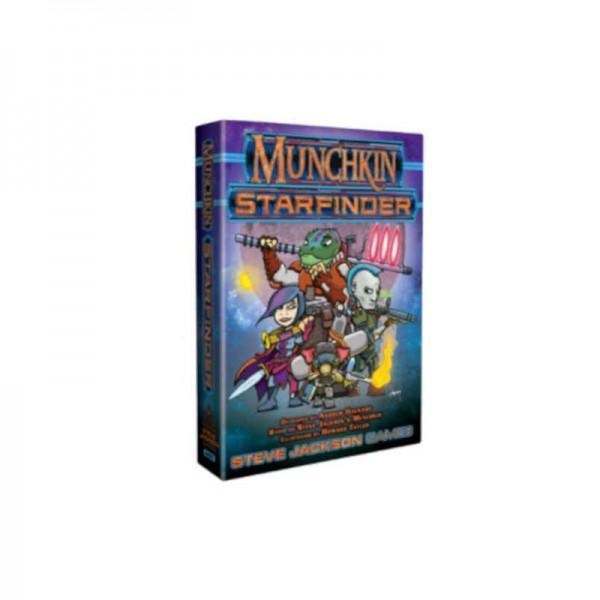 Munchkin Starfinder (englische Ausgabe)