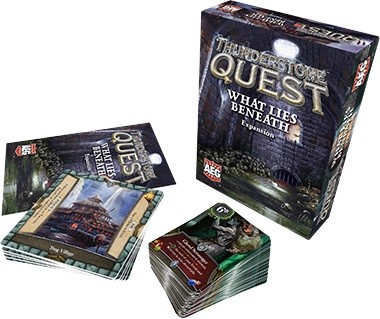 Thunderstone Quest: What Lies Beneath Exp.