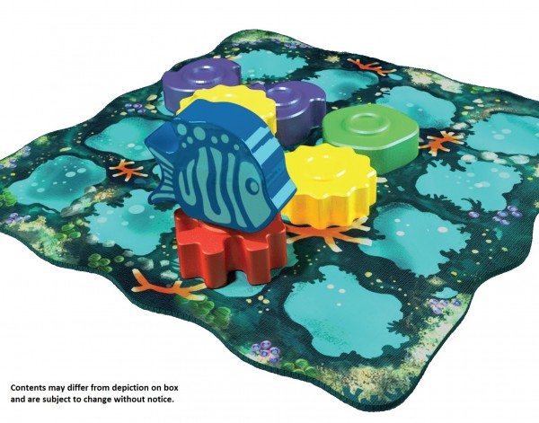 Reef Fishes - Kings of the Coral! (Next Move Games)