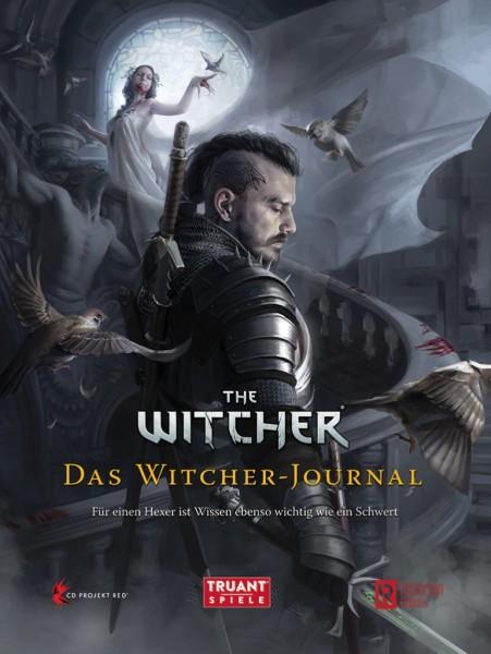 The Witcher: The Witcher-Journal [Erweiterung]