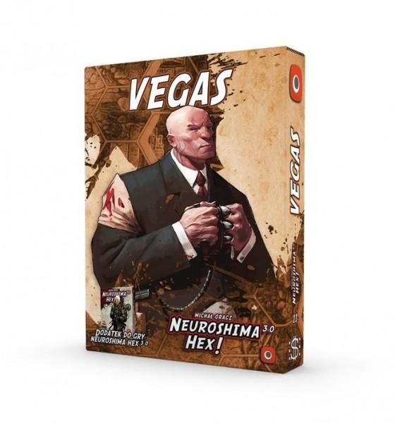 Neuroshima Hex: Vegas 3.0