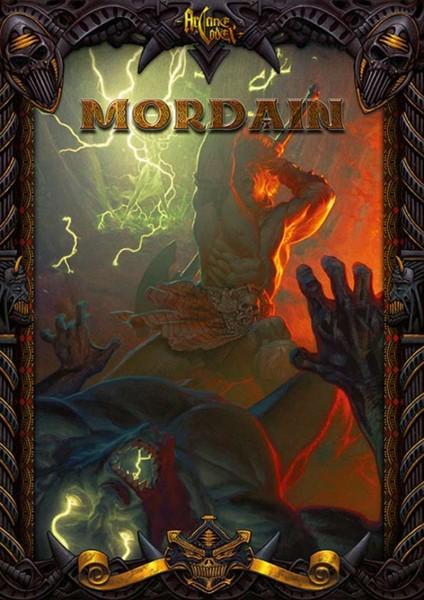 Arcane Codex: Mordain