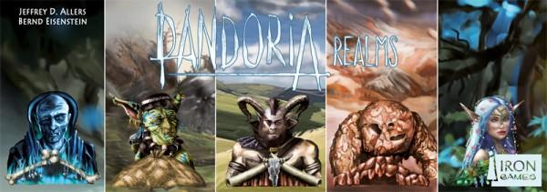 Pandoria - Realms [Erweiterung]