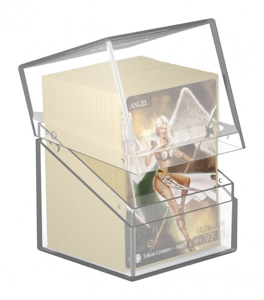 Boulder Deck Case 100+ Standard - Clear