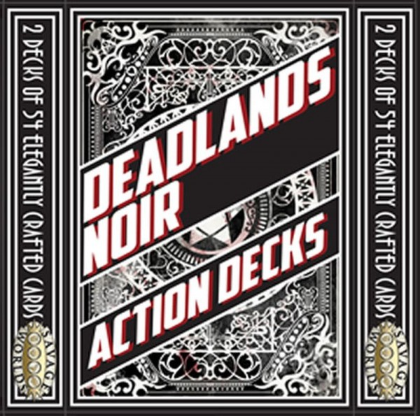 Deadlands: Noir Card Decks