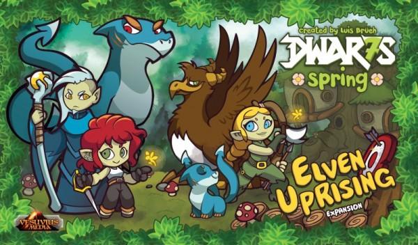 Dwar7s Spring: Elven Uprising [Expansion]