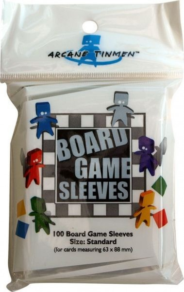 Board Game Sleeves: Standard (100)