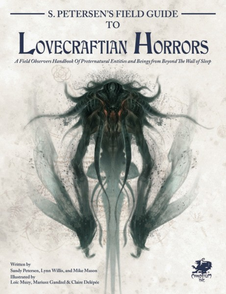 Cthulhu: Field Guide to Lovecraftian Horrors