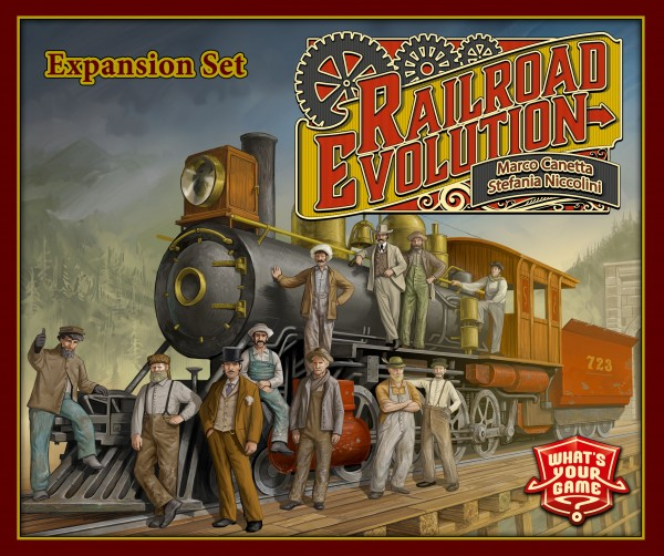 Railroad Evolution