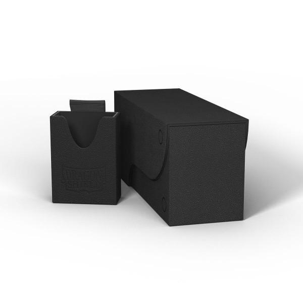 Dragon Shield: Nest Box 300 – Black/Black