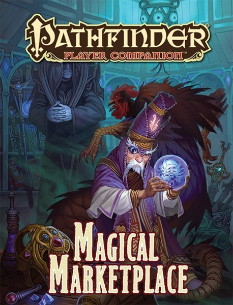 Pathfinder: Magical Marketplace