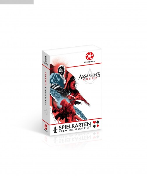 Playing Cards – Assassin´s Creed