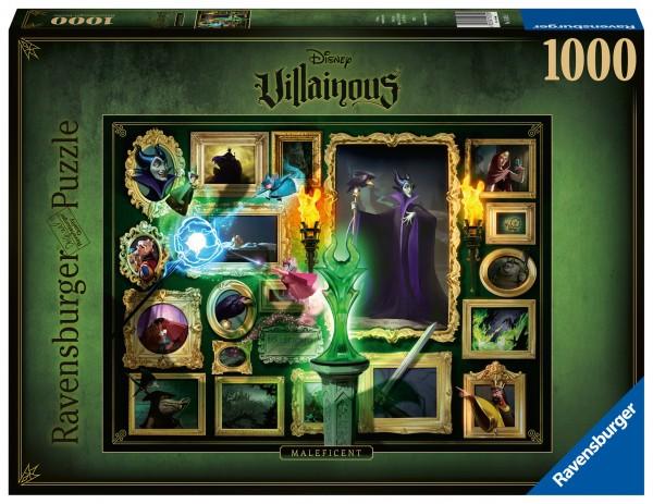 Puzzle: Villainous - Malificent(1000 Teile)