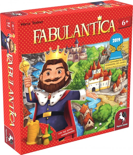 Fabulantica (English)