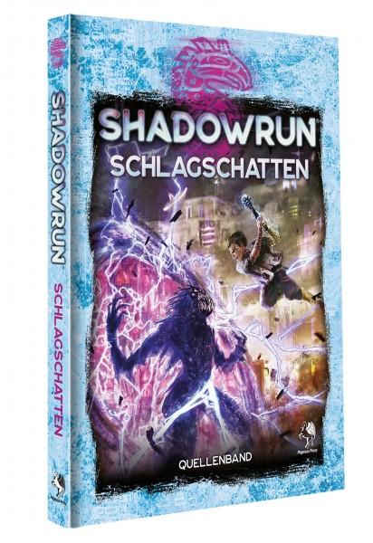 Shadowrun: Schlagschatten (Hardcover)