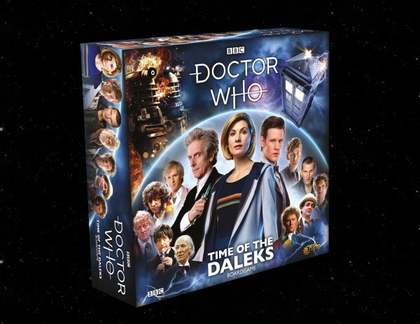 Doctor Who: Time Of The Daleks - Updated Edition